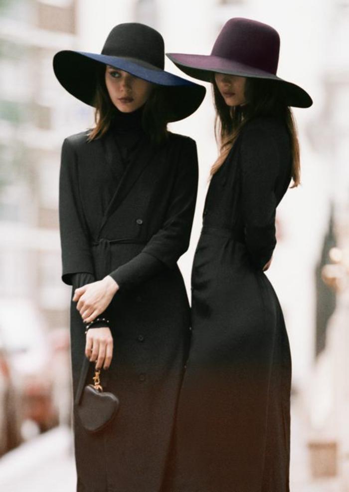 lange-Mäntel-Damenmode-schwarz-elegant-schick