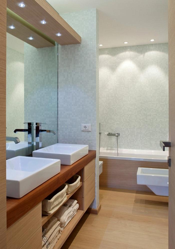 Led indirekte beleuchtung f r ein exklusives badezimmer - Led streifen fur badezimmer ...