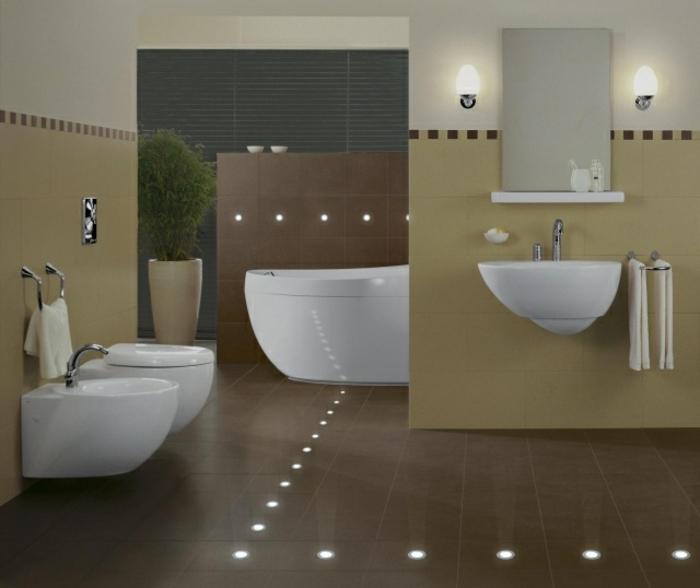 led indirekte beleuchtung f252r ein exklusives badezimmer