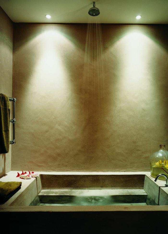 LED Indirekte Beleuchtung Für Ein Exklusives Badezimmer ...