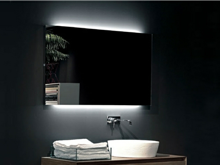led indirekte beleuchtung f r ein exklusives badezimmer. Black Bedroom Furniture Sets. Home Design Ideas