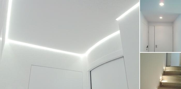 Led Beleuchtung Fur Bett : Led indirekte beleuchtung f?r baedzimmer ...