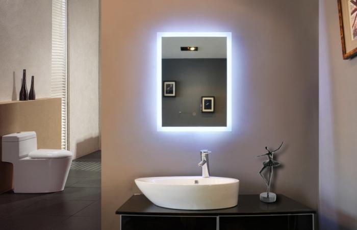 Indirekte Led Beleuchtung Badezimmer : LED indirekte Beleuchtung für ein exklusives Badezimmer
