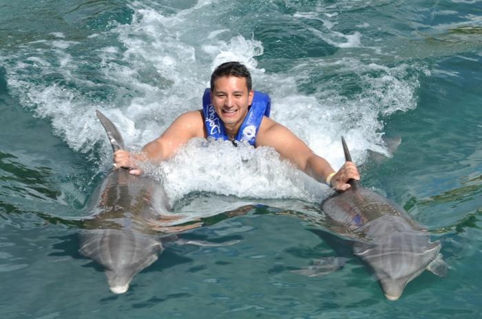 mit-delfinen-schwimmen-lustiges-foto