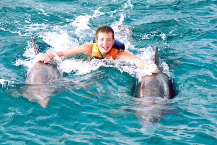 mit-delfinen-schwimmen-super-schönes-bild