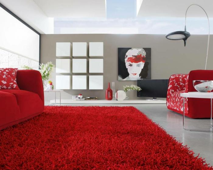 moderne-teppiche-attraktives-rot
