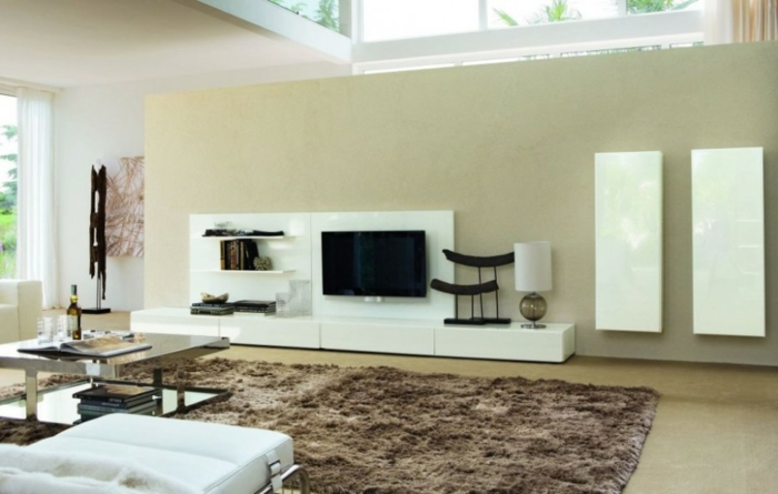 moderne-teppiche-braune-farbe
