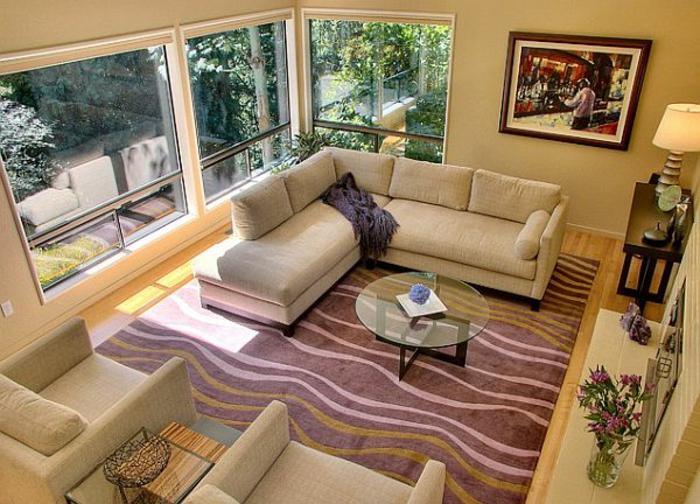 moderne-teppiche-foto-von-oben-gemacht