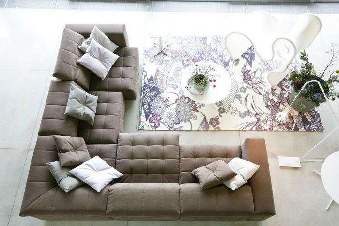 moderne-teppiche-foto-von-oben-genommen