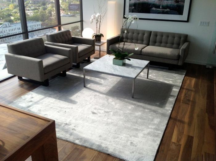 moderne-teppiche-silberne-farbe