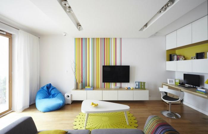 moderne-teppiche-weiße-wänd