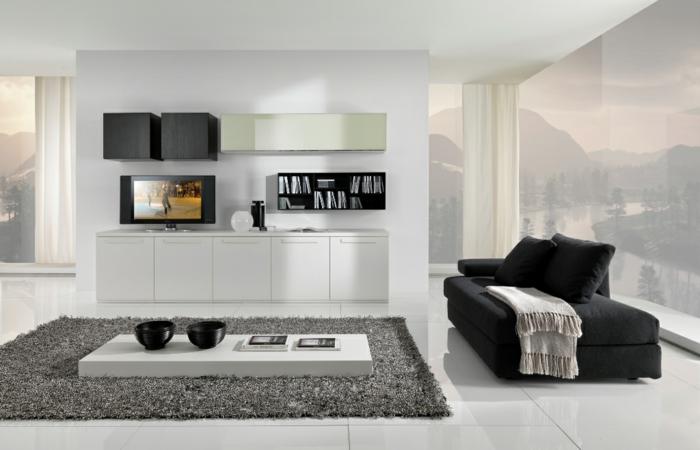 moderne-teppiche-weißes-interieur