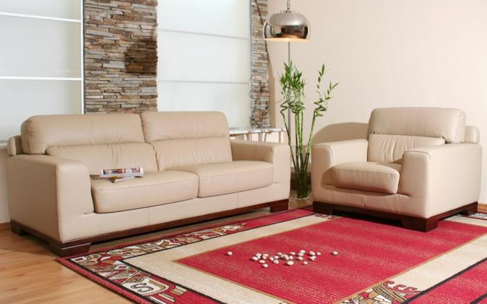 moderne-teppiche-weißes-möbel