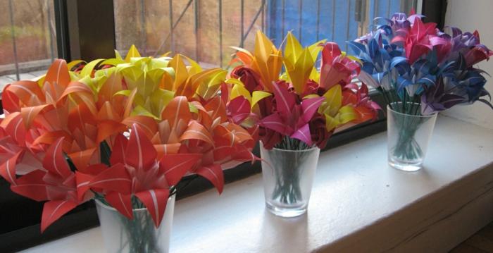 origami-Sträuße-selber-machen