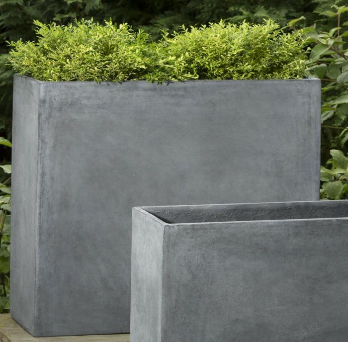 pflanzkübel-aus-beton-schöne-große-modelle