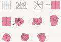 Die Magie der Origami Blume