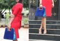 Rotes Kleid – welche Schuhe und Taschen passen dazu?