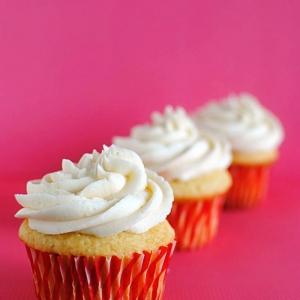Die Vanille Cupcakes - Ihr bester Party Freund!