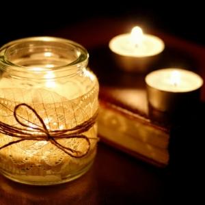 Schöne Kerzen sind in jede Wohnung willkommen!