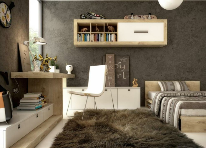 schlafzimmer gem tlich gestalten 55 tolle interieurs. Black Bedroom Furniture Sets. Home Design Ideas