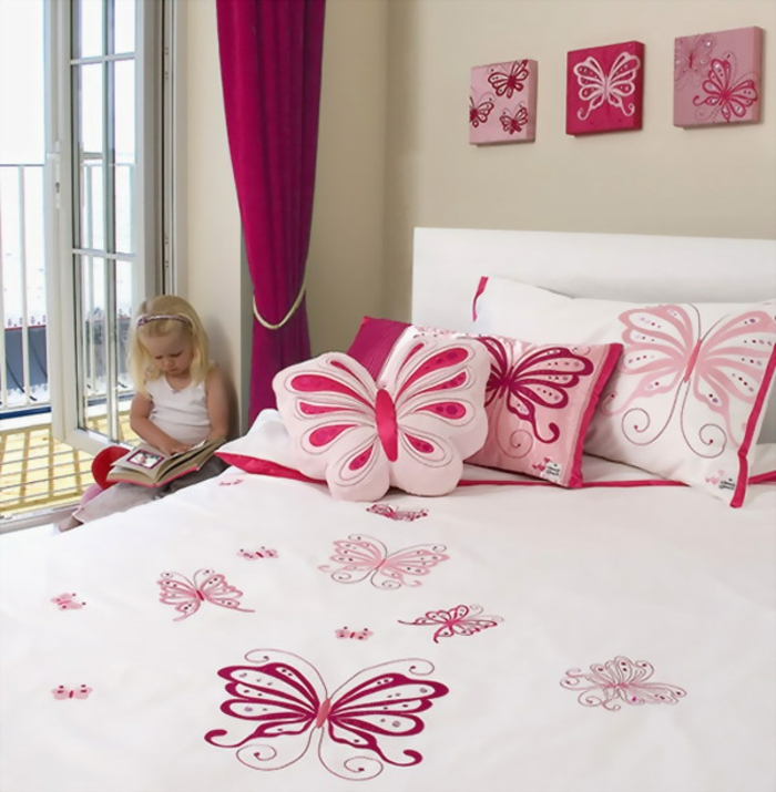 40 super ideen f r schmetterlinge deko. Black Bedroom Furniture Sets. Home Design Ideas