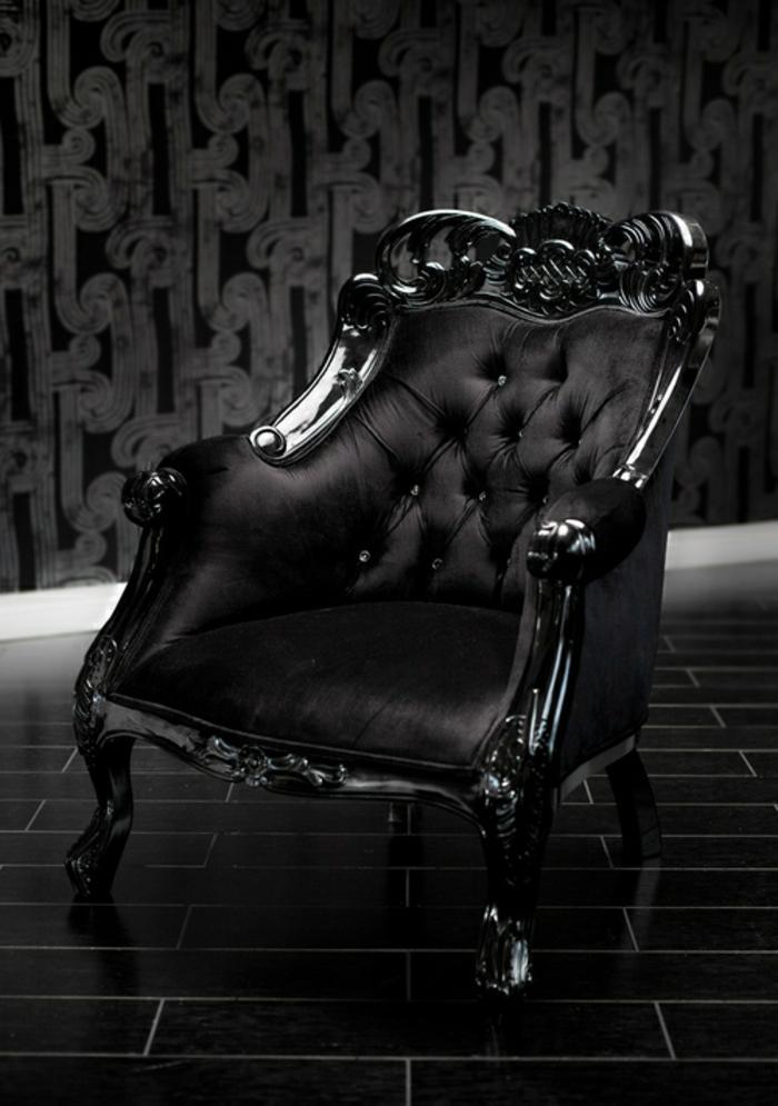 sessel-in-schwarz-barock-modell