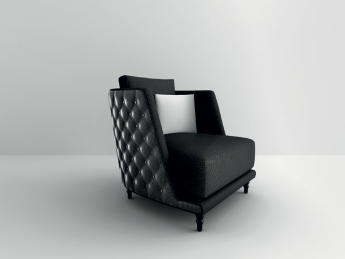 sessel-in-schwarz-tolles-modell