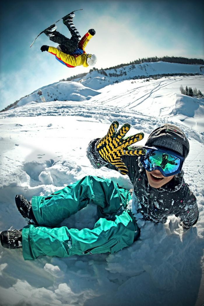 snowboard-wallpaper-einmalige-illustration