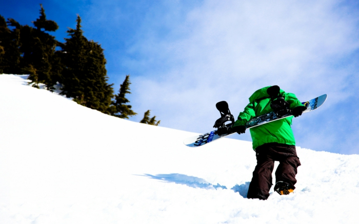 snowboard-wallpaper-grüne-winterjacke-prima-foto