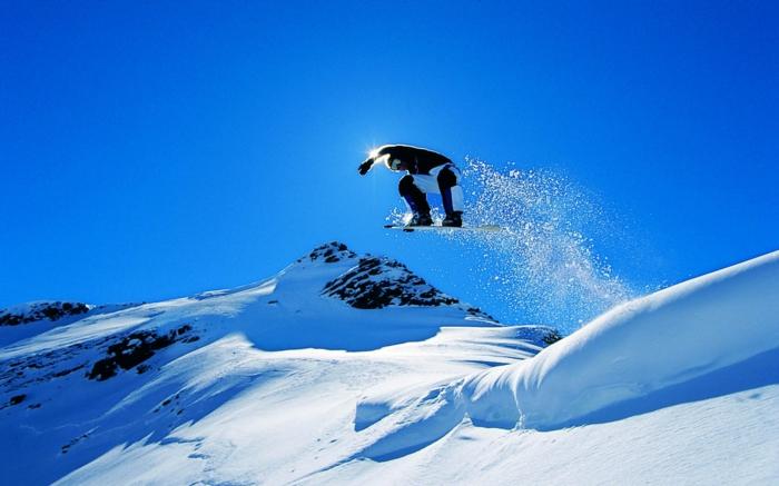 snowboard-wallpaper-schöner-blauer-himmel