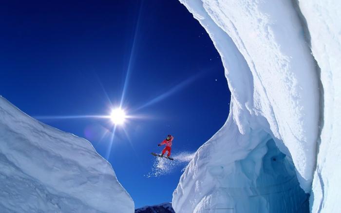 snowboard-wallpaper-wunderschöne-sonne-scheint