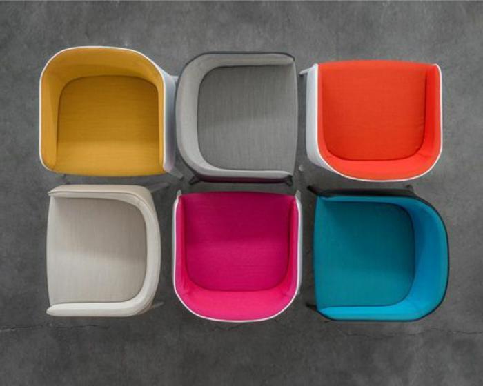 Esszimmerstühle Mit Armlehne Bunt 40 Interessante Modelle Stühle Mit  Ablehne!   Archzine.net