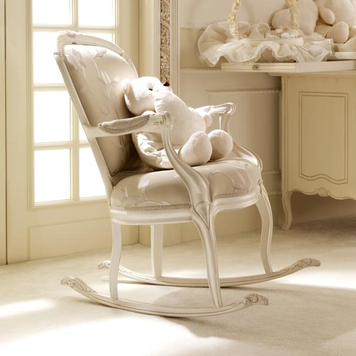 stühle-mit-ablehne-weißes-modell-schaukelstuhl