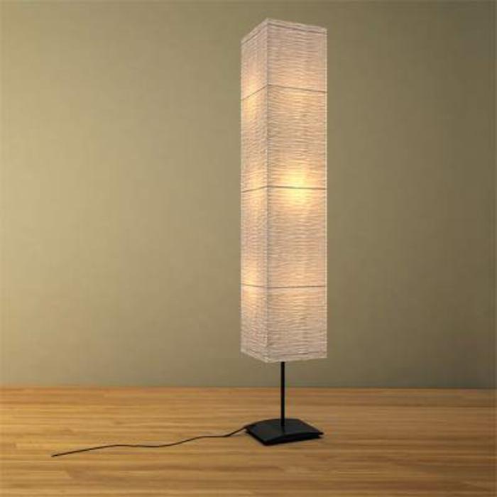 stehlampe-aus-papier-weiße-schöne-gestaltung