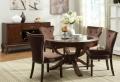 Runder Esstisch – das bedeutet mehr Platz für alle!