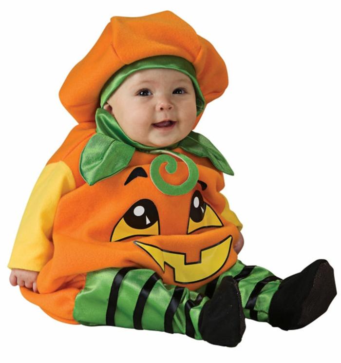 tolles-kürbis-orange-und-grün-kombinieren