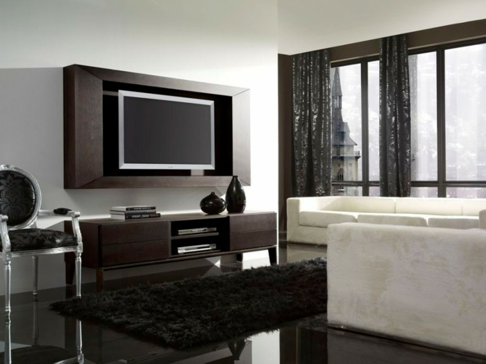 tv wandschrank simple moderne deko idee frisch wohnschrank vollholz schrank moderner moderna. Black Bedroom Furniture Sets. Home Design Ideas