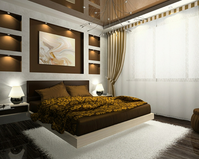 Luxus Schlafzimmer Ideen ~ Kreative Deko Ideen Und Innenarchitektur