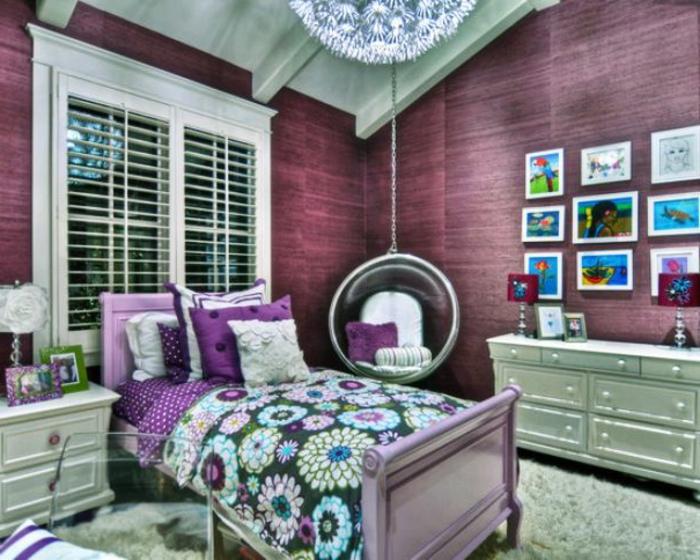 verrückte-wohnideen-lila-wände-im-schlafzimmer