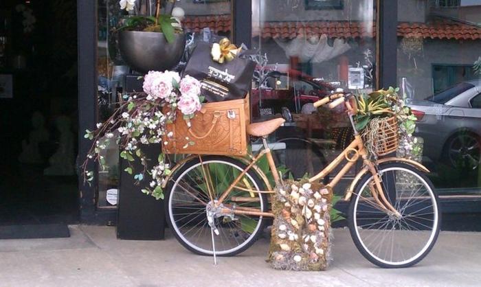 vintage-Fahrrad-Bambus-Korb-Tasche-Rosen-romantisch-kokett