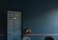 Was denken Sie über die Wandfarbe Blau?