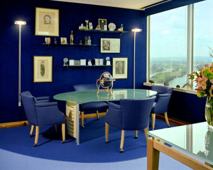 wandfarbe-blau-tolles-luxuriöses-modell