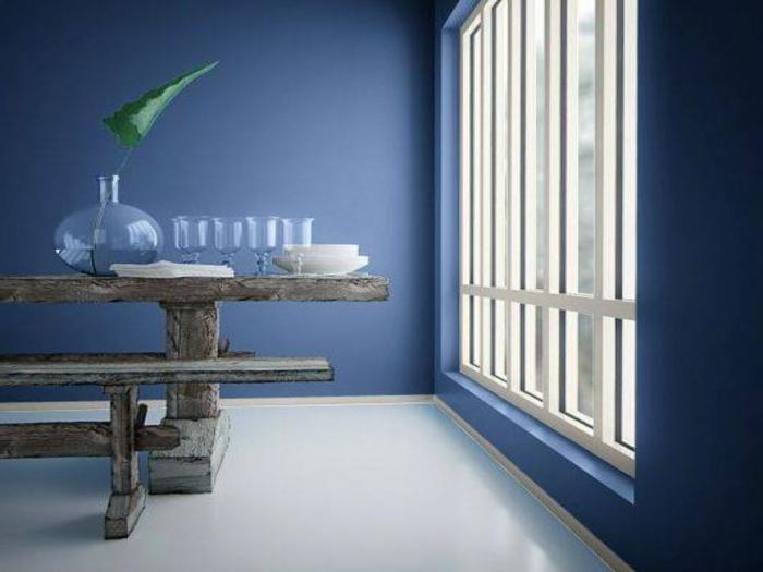 wandfarbe-blau-wunderschönes-interieur