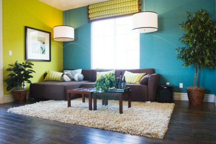 wandfarben-kombinationen-elegantes-und-frisch-aussehendes-zimmer
