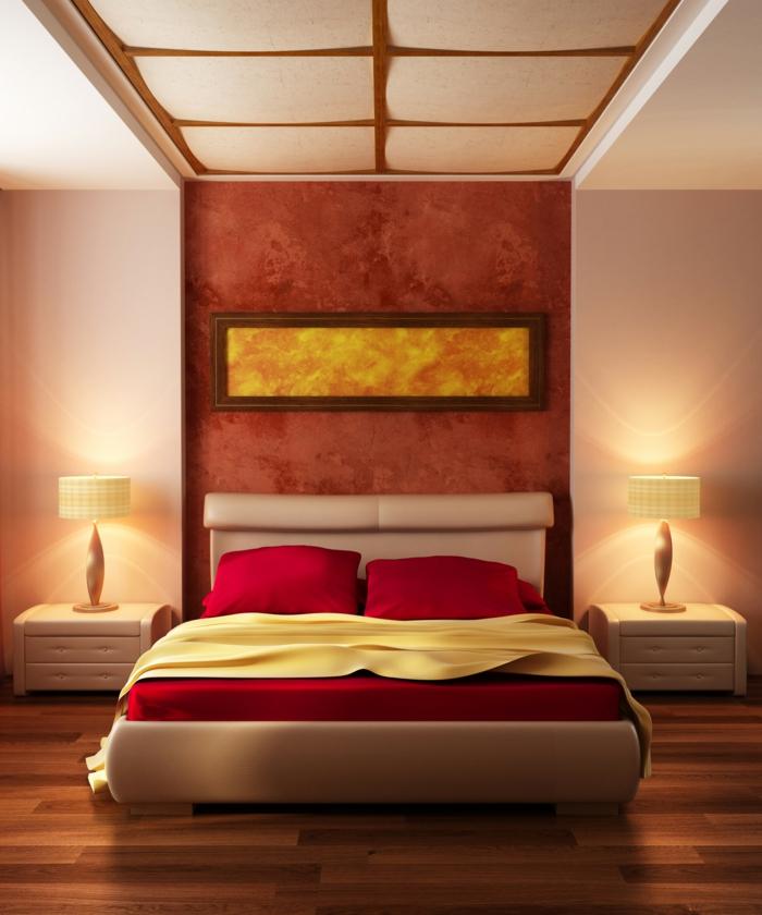 Wie Sehen Die Wandfarbe Aus In Einem Hygge Zimmer: 63 Kreative Ideen Für Wandfarben Kombinationen