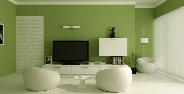 63 kreative ideen f r wandfarben kombinationen. Black Bedroom Furniture Sets. Home Design Ideas