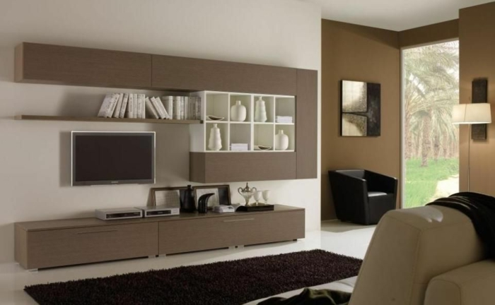 63 Kreative Ideen Für Wandfarben Kombinationen | Wandgestaltung ...