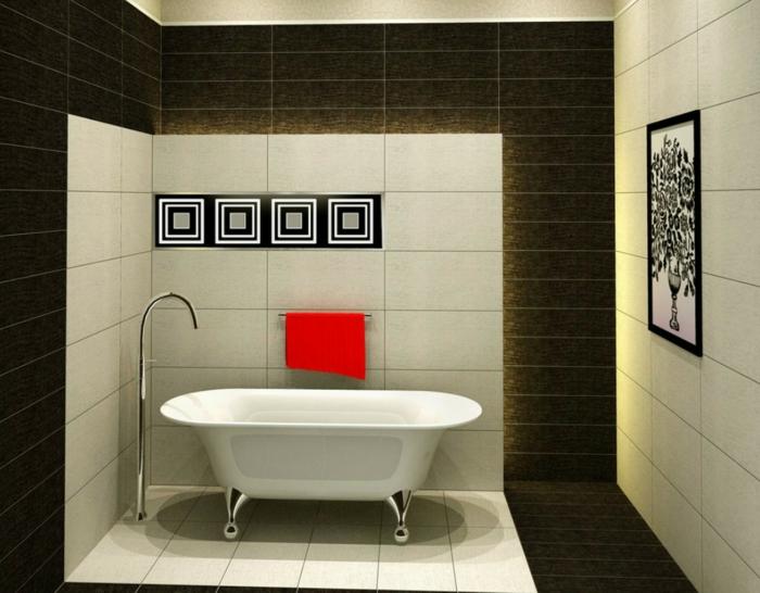 wanfarben-kombinationen-weiße-badewanne