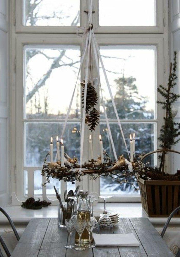 Decoration De Noel Lustre
