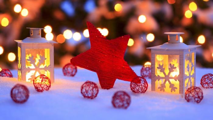 Neue Weihnachtsdeko Ideen.Traditionelle Und Neue Weihnachtsdekoration Ideen Archzine Net
